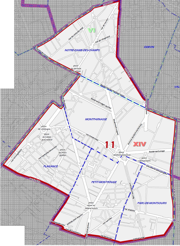 Legislatives paris 6eme circonscription